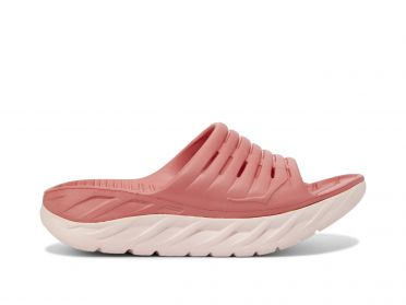 Hoka One One ORA Recovery Slide slippers roze dames