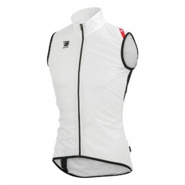 Sportful Hot pack 5 vest wit/zwart heren