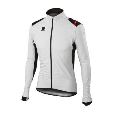 Sportful Hotpack norain jacket wit-zwart heren 01337-102