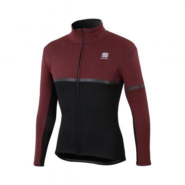 Sportful Giara softshell jacket zwart/paars heren