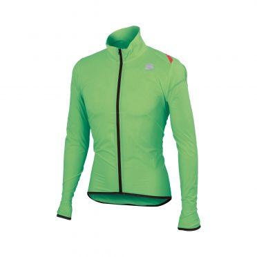 Sportful Hot pack 6 lange mouw jacket groen heren