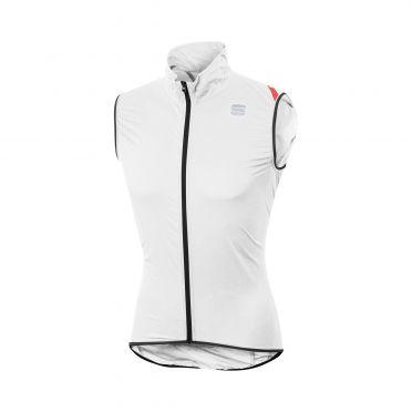 Sportful Hot pack 6 mouwloos vest wit heren
