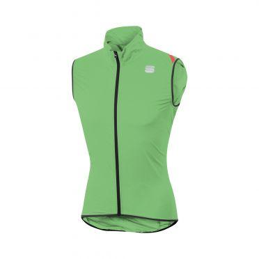 Sportful Hot pack 6 mouwloos vest groen heren