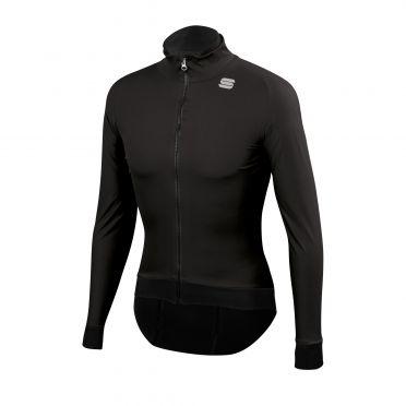 Sportful Fiandre pro lange mouw jacket zwart heren