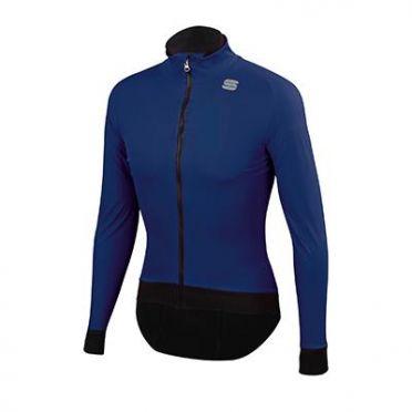 Sportful Fiandre pro lange mouw jacket blauw heren
