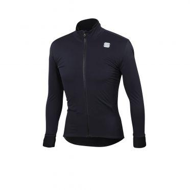 Sportful intensity 2.0 lange mouw jacket zwart heren