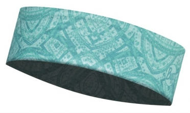 BUFF Headband slim mash turquoise