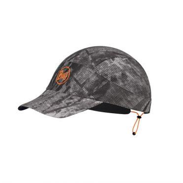 BUFF Pack run cap R-City jungle grijs