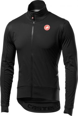 Castelli Alpha ros light fietsjacket lange mouw zwart heren
