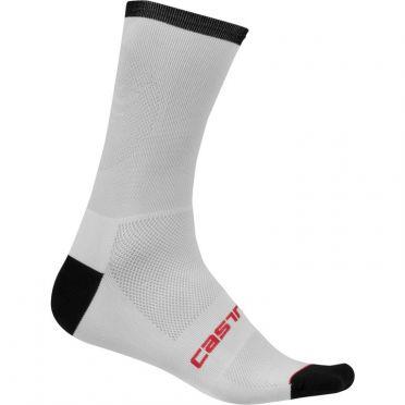 Castelli Ruota 13 socks wit heren
