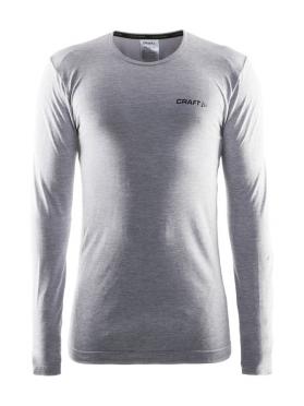 Craft Active Comfort roundneck long sleeve ondershirt grijs heren