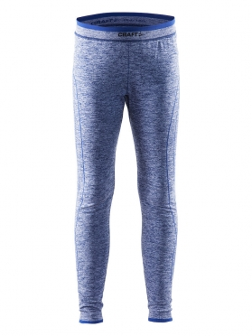 Craft Active Comfort lange onderbroek blauw kind/junior