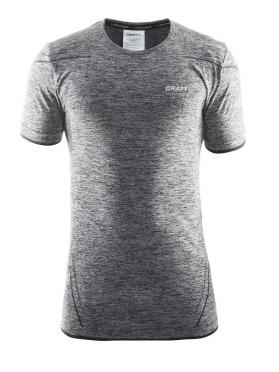 Craft Active Comfort roundneck short sleeve ondershirt zwart heren