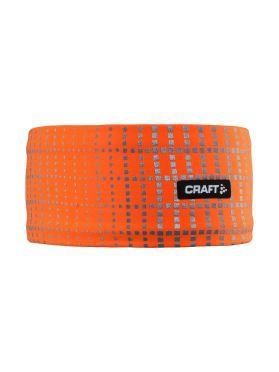 Craft Brilliant 2.0 hoofdband oranje