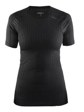 Craft Active extreme 2.0 CN korte mouw ondershirt zwart dames