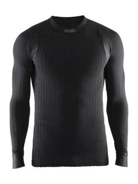 Craft Active extreme 2.0 CN lange mouw ondershirt zwart heren
