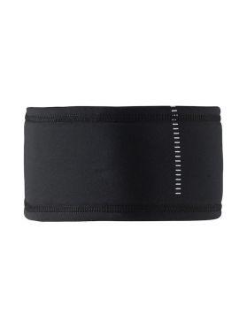 Craft Livigno hoofdband zwart