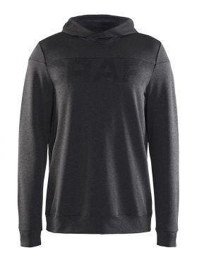 Craft Tag hoodie Skipully zwart heren