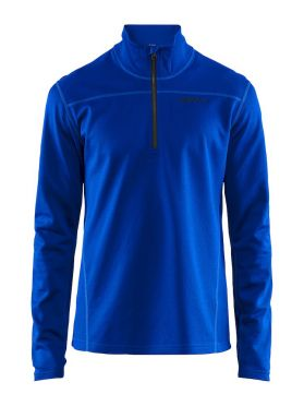 Craft Pin halfzip Skipully blauw/burst heren