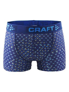 Craft greatness boxer 3-inch blauw/thunder heren