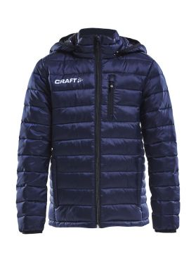Craft Isolate trainings jas blauw/navy junior