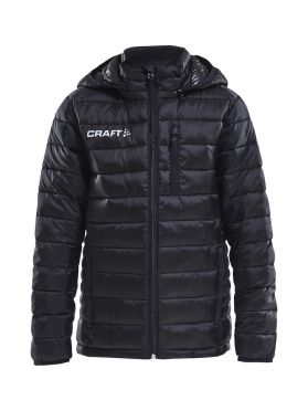 Craft Isolate trainings jas zwart junior