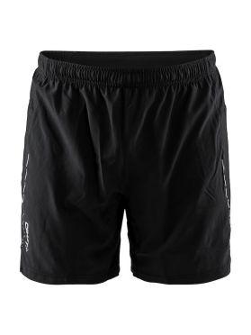 Craft Essential 7 inch hardloop short zwart heren