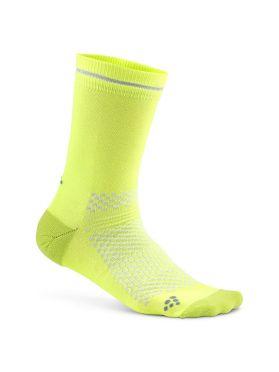 Craft Visible sokken geel