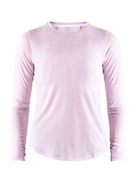 Craft Urban run lange mouw ondershirt roze dames