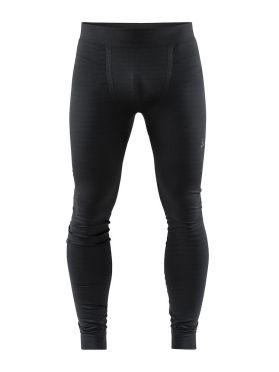 Craft Warm comfort lange onderbroek zwart heren