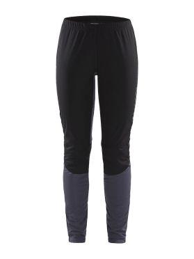Craft Storm Balance tights langlaufbroek zwart/grijs dames