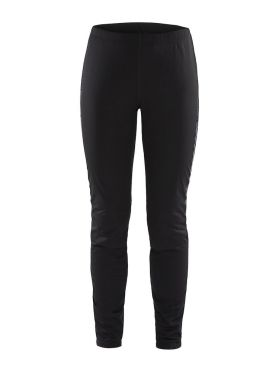 Craft Storm Balance tights langlaufbroek zwart dames