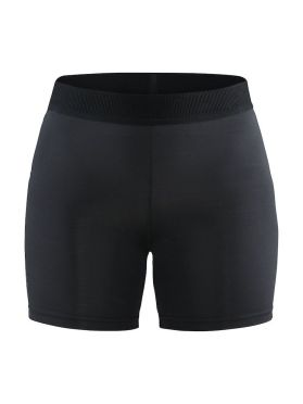 Craft Vent short tight hardloopbroek zwart dames