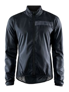 Craft Essence Light Wind fietsjacket zwart heren