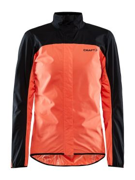 Craft Core Endurance Hydro jacket zwart/oranje dames