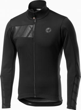 Castelli Raddoppia 2 jacket zwart heren