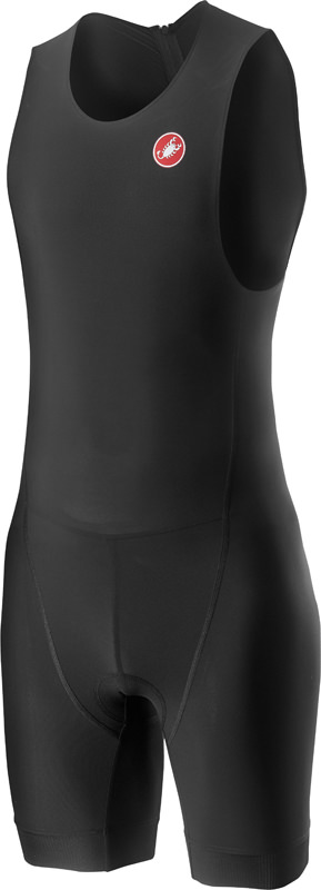 Castelli Core Spr-oly suit swimskin zwart heren