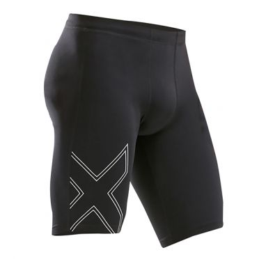 2XU Aspire compressie shorts zwart heren