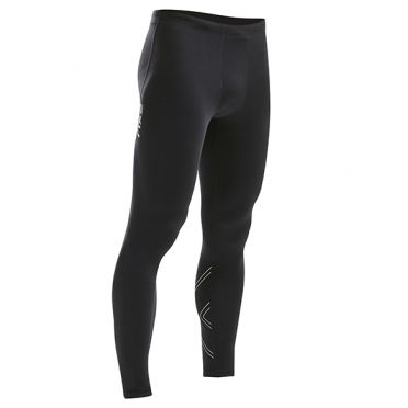 2XU Aspire compressie tights zwart heren