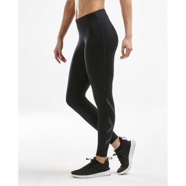2XU Aspire compressie tights zwart dames