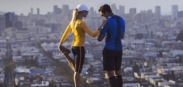 Triathlon hartslagmeters
