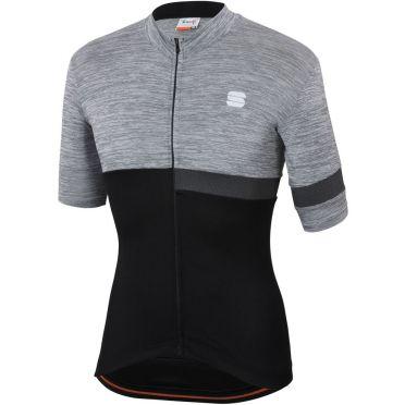 Sportful Giara Jersey wit/zwart heren
