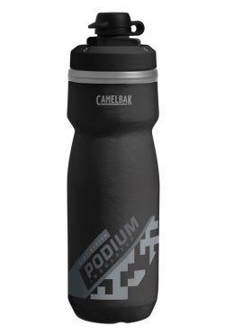 Camelbak Podium Dirt series chill bidon 620ml zwart