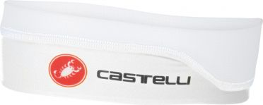 Castelli Summer headband hoofdband wit heren