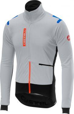 Castelli Alpha RoS jacket zilver heren