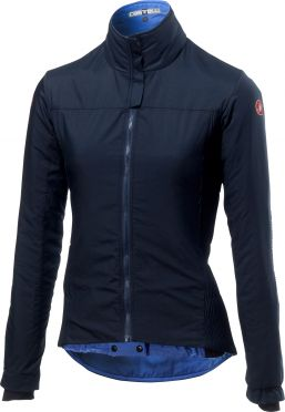 Castelli Elemento lite W lange mouw jacket donker blauw dames