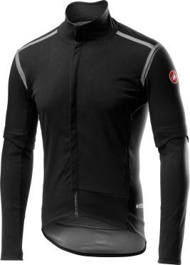Castelli Perfetto RoS Convertible jacket zwart heren