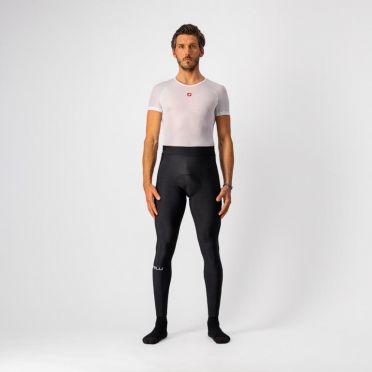 Castelli Entrata Thermal (zonder zeem) fietsbroek zwart heren