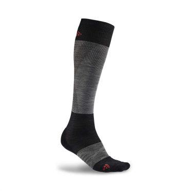 Craft Alpine Warm Sokken Zwart