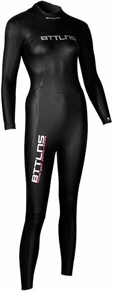 BTTLNS Goddess wetsuit Shield 1.0